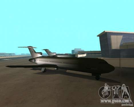Real New Vegas v1 pour GTA San Andreas douzième écran