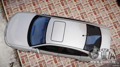 Volkswagen Passat B5 pour GTA 4 est un droit