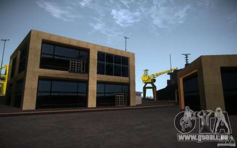 San Fierro Re-Textured für GTA San Andreas elften Screenshot