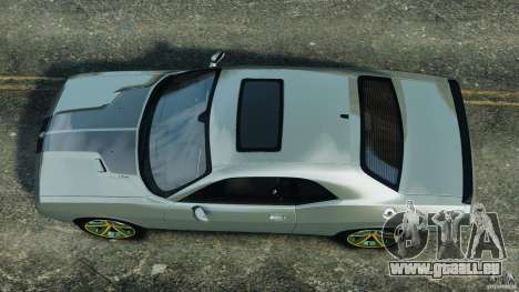 Dodge Challenger SRT8 2009 [EPM] für GTA 4 rechte Ansicht