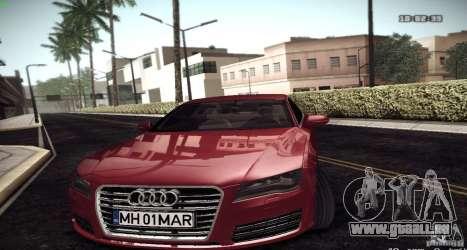 ENB Graphics Mod Samp Edition pour GTA San Andreas