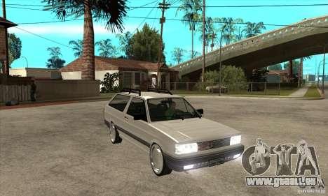 Volkswagen Parati GLS 1994 für GTA San Andreas Rückansicht
