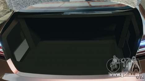 Audi A8 Limo v1.2 pour GTA 4 est une vue de dessous