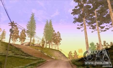 SA_nGine v1. 0 für GTA San Andreas sechsten Screenshot