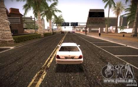 SA Illusion-S V1.0 SAMP Edition für GTA San Andreas siebten Screenshot