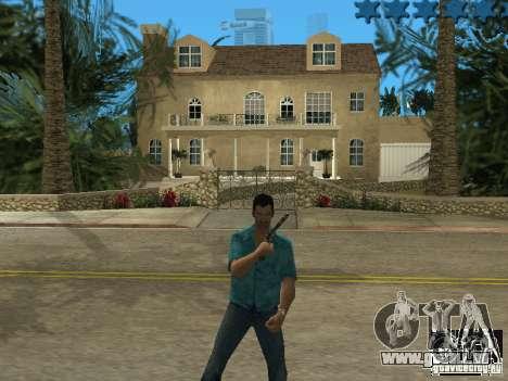 Tommy standard en HD GTA Vice City pour la troisième écran
