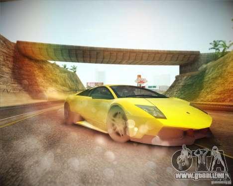 ENBSeries by ibilnaz v 2.0 pour GTA San Andreas quatrième écran