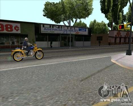 City Services version 2 pour GTA San Andreas troisième écran
