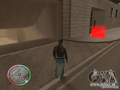 Car shop pour GTA San Andreas