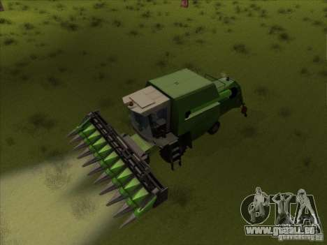 Deutz Harvester pour GTA San Andreas