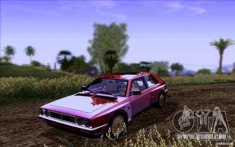 Lancia Delta S4 Stradale (SE038) pour GTA San Andreas