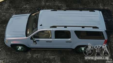 Chevrolet Suburban GMT900 2008 v1.0 für GTA 4 rechte Ansicht