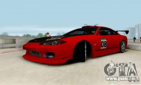 Nissan Silvia S15 Tunable pour GTA San Andreas moteur