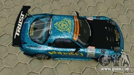Mazda RX-7 RE-Amemiya pour GTA 4 est un droit