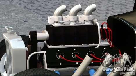 Custom Hot Rod 1933 pour GTA 4 est une gauche
