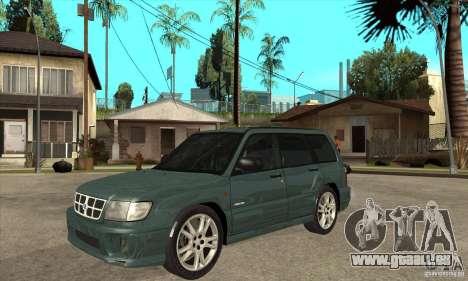 Subaru Forester pour GTA San Andreas