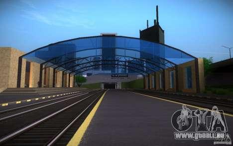 San Fierro Re-Textured für GTA San Andreas zweiten Screenshot