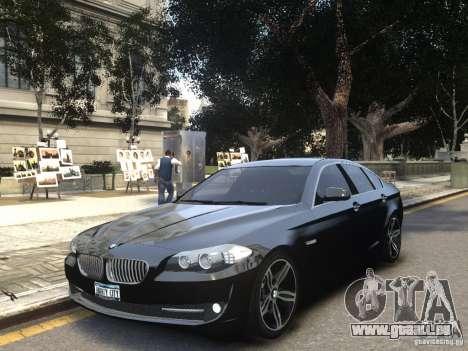 BMW 550i F10 pour GTA 4