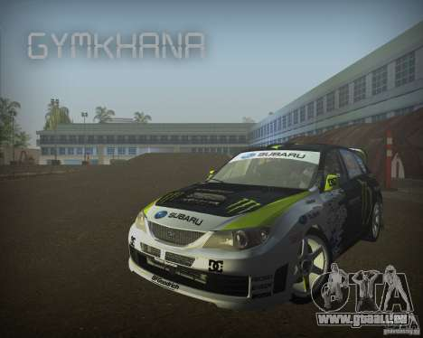 Gymkhana mod pour GTA Vice City