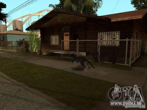 Tiere für GTA San Andreas dritten Screenshot