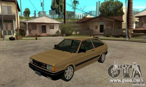 VW Gol GL 1.8 1989 pour GTA San Andreas