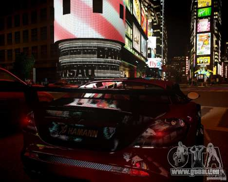 iCEnhancer 2.1 Final für GTA 4 weiter Screenshot