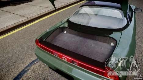 Honda NSX NA2 [Beta] pour GTA 4 est un côté