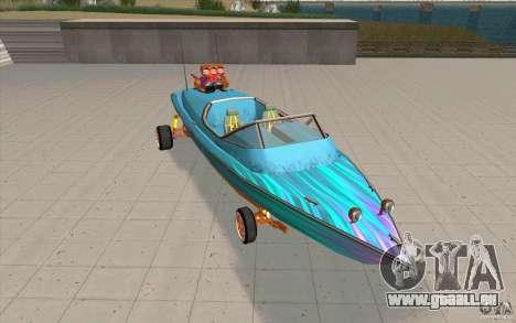 Hot-Boat-Rot für GTA San Andreas