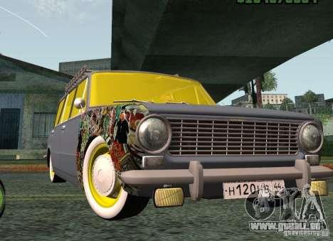 VAZ 2102 für GTA San Andreas linke Ansicht