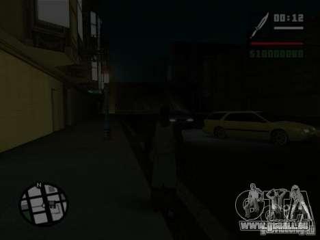 Traum für GTA San Andreas sechsten Screenshot