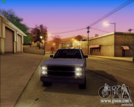 SA_Mod v1. 0 für GTA San Andreas fünften Screenshot