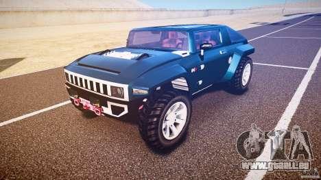 Hummer HX für GTA 4