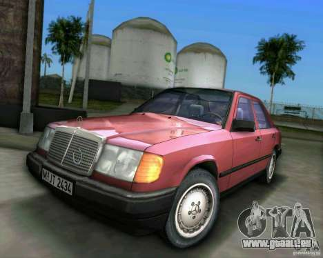 Mercedes-Benz E190 pour GTA Vice City