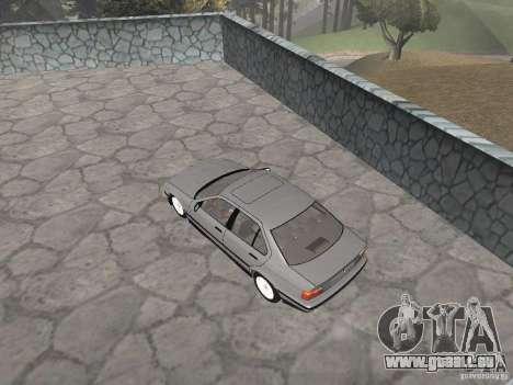 BMW 320i pour GTA San Andreas vue arrière