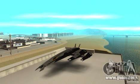 S.S.V. NORMANDY-SR 2 für GTA San Andreas
