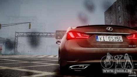 Realistic ENBSeries By batter für GTA 4 neunten Screenshot