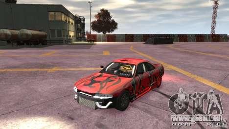 Nissan SkyLine R33 Gt-R S.R für GTA 4