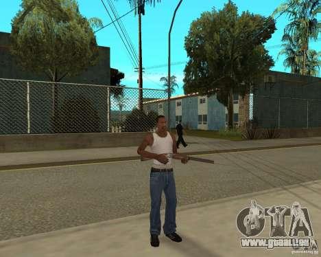 Armes de STALKERa pour GTA San Andreas cinquième écran