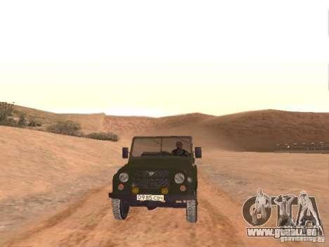 Russische Commando für GTA San Andreas achten Screenshot