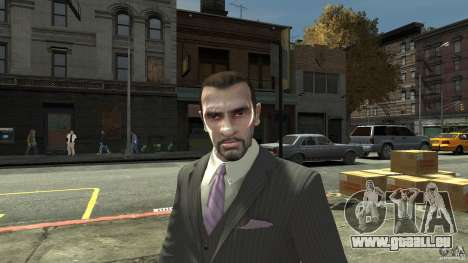 Johnny Klebitz pour GTA 4