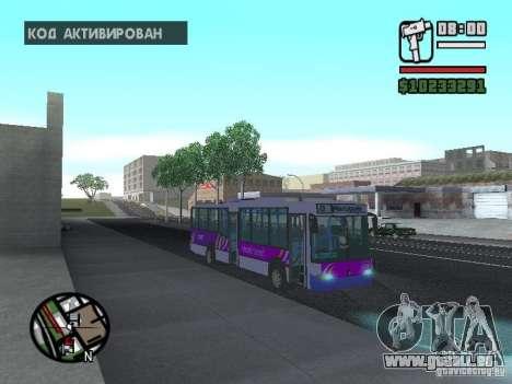 Marcopolo Viale III für GTA San Andreas