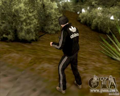 SkinPack for GTA SA für GTA San Andreas sechsten Screenshot