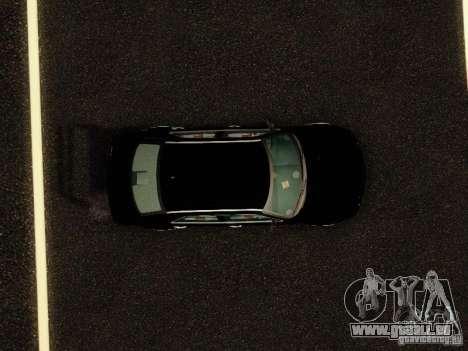 Chrysler 300C VIP pour GTA San Andreas vue arrière