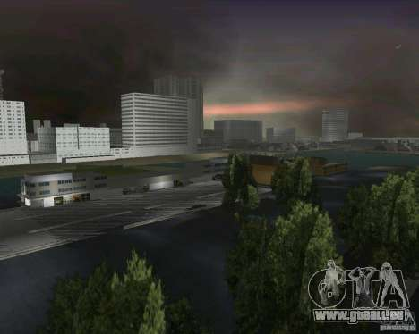 Retour à la future vallée de Hill pour GTA Vice City