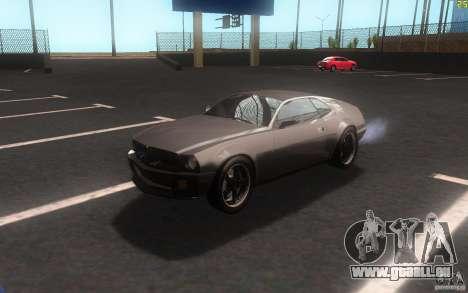 AMC Javelin 2010 für GTA San Andreas