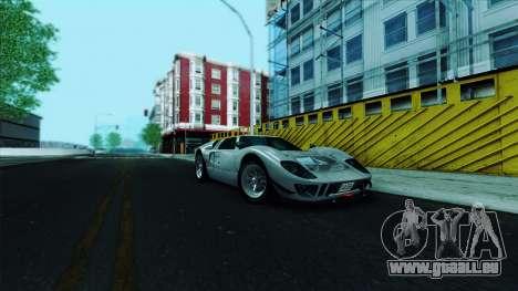 ENBSeries by egor585 pour GTA San Andreas deuxième écran
