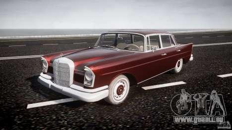 Mercedes-Benz W111 v1.0 für GTA 4