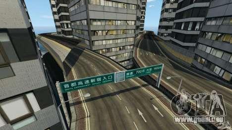 Tokyo Freeway für GTA 4 siebten Screenshot