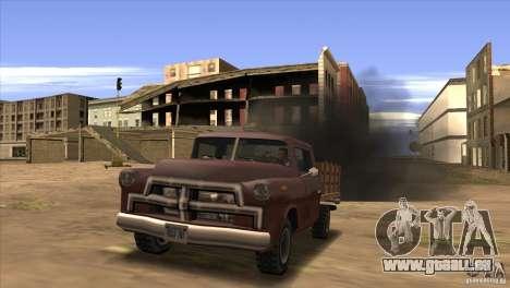 Diesel v 2.0 für GTA San Andreas her Screenshot