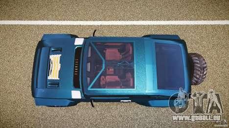 Hummer HX für GTA 4 rechte Ansicht
